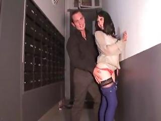 Jessica Shows Her Hairy Pussy And Gets Anal Fucked