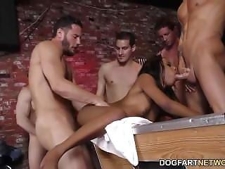Hornycamspw asian anal orgasm 2