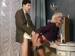 Anal, Blonde, Double Penetration, Dp, Penetration, Pornstar, Vintage