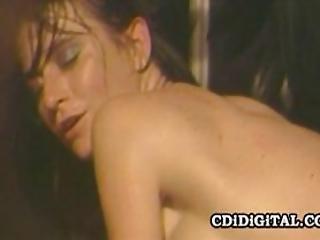 Jessica Wylde  Wet Retro Babe Gyriating On Hard Cock