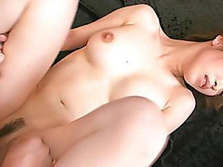 Saki Ootsuka Takes Good Care Of A Big Cock