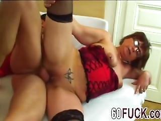 Granny Lady Jana Likes The Hardcore Sex