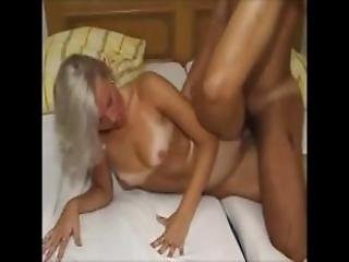 Young German Blonde Banged By Friend