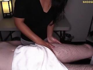 Massage And Milf Blowjob