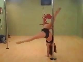 Amateur, Babe, Dancing, Pole, Pretty, Teasing