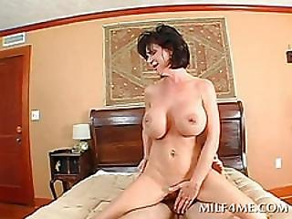 Excited Mom Slit Banged In Several Positions