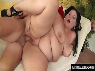 Fabulous Fat Girl Proves That Bbws Fuck Best