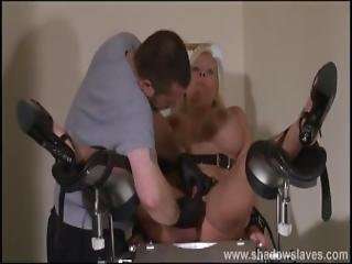Slave Melanie Moons Interracial Doctors Bdsm