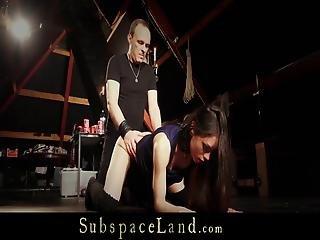 Arwen Gold Imprisoned For Submissive Hard Fucking