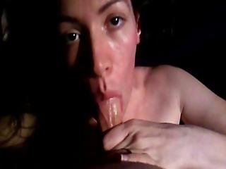 Jackie Loves To Suck And Tittie Fuck