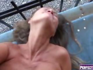 Amateur Mature Sex On The Street
