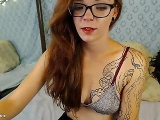 Amateur, Chick, Roken, Solo, Webcam