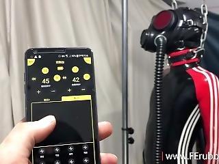 Ferubber.com:electro Rubber Slave