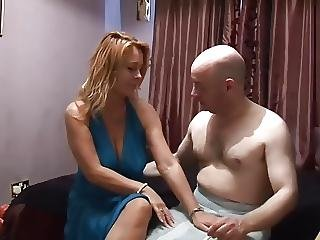 Mature British Escort Bangs A Punter