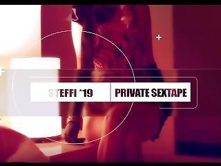 Junge Stuten - Steffi 19 - Anal Sextape Pov