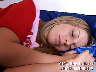 Hot Looking Girl Gets Nailed While Asleep Xvid