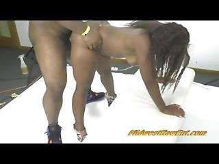 Ass, Black, Black Ass, Blowjob, Chubby, Dick, Doggystyle, Ebony, Mature, Sex