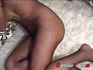 Danish Girl Spanks