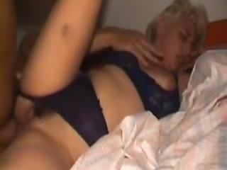 Amateur Mom Homemade Anal And Blowjob With Facial Cumshot