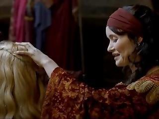 Eline Powell Nude Scene In Game Of Thrones Series Scandalplanetcom