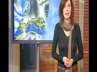 Weather Girl See Through