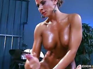 Madison Ivy Blowjob And Footjob