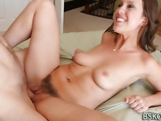 Eaten Out Pornstar Babe