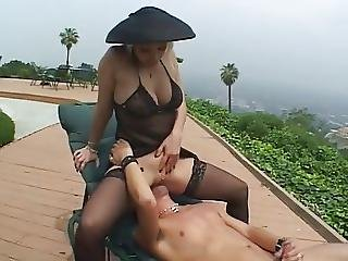 Ass, Ass Lick, Blonde, Facesitting, Femdom, Lick, Slave