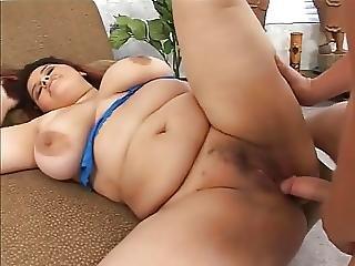 Bbw Latina Anal