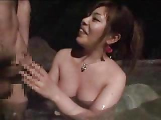 Art, Bathing, Blowjob, Handjob, Japanese, Public, Softcore