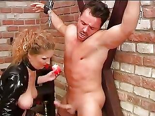 What Is The Name Of German Dominatrix Mistress Milf