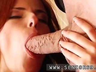 Blonde Teen Swallows Cum He Was Hired To Do Her Make-up, But He Did A Lot