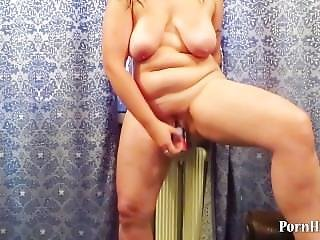 Pump In A Large Mature Pussy!