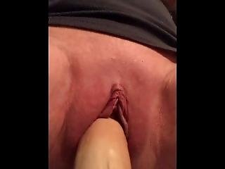 Talking And Moaning While I Fuck My Toy For You