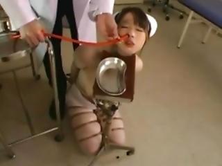 Japanese Medical Fetish Water Nose