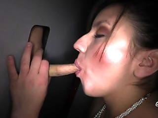 Priscilla Greedy For Cum At The Gloryhole