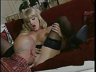 Natalli Diangelo Black Stockings Sex