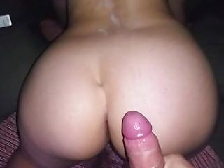 Huge Cumshot On Back Of Wife �(home Made)