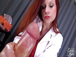 Doctor S Viagra Boner Cure Full Video Hj By Lady Fyre Femdom