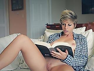 Short Haired Slut Makenna Blue Love It Hard And Rough