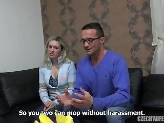 Czech Wife Swap 7 - Part 1