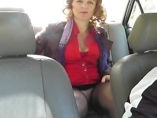 Milf. Taxi Driver. Cabbie