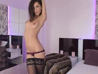 Pretty Hot Girl Naked Dance On Chaturbate