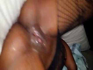 Eating My Friends Moms Tight Pussy Making Her Squirt