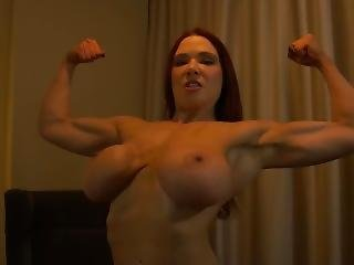 Getting Revenge On My School Bully Muscle Domination