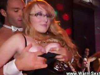 Blowjobs And Fucking At Cfnm Party For Guys