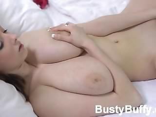巨乳, 巨乳, 巨乳ティーン, 激しい, マスターベーション, メロン, ティーン