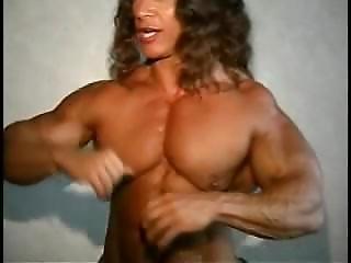 Colette Guimond, Naked Posing