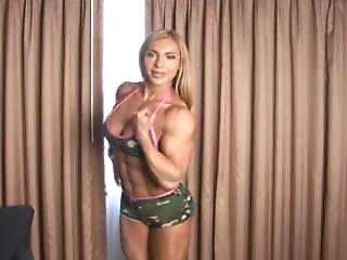Big Boobed Fitness Chick