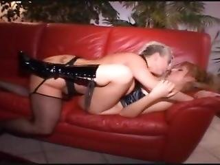 Italian Mature Owned By Young Lesbian Mistress